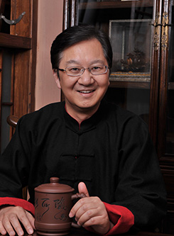 北京大学总裁班-张其成 博士