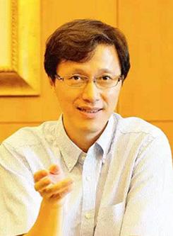 北京大学总裁班-杨立华 教授